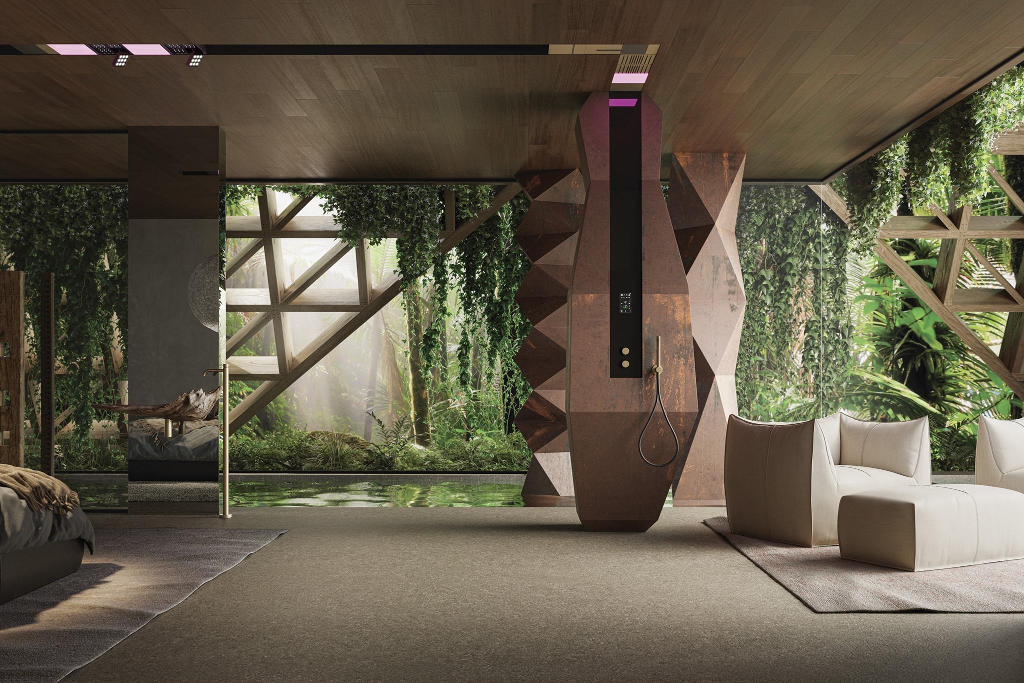 Gessi Architectural Wellness